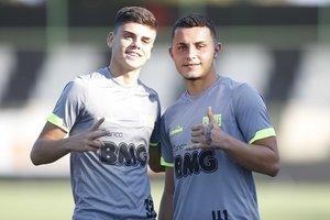 Bruno Gomes e Pec